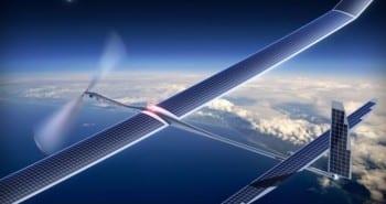 google titan solar drone