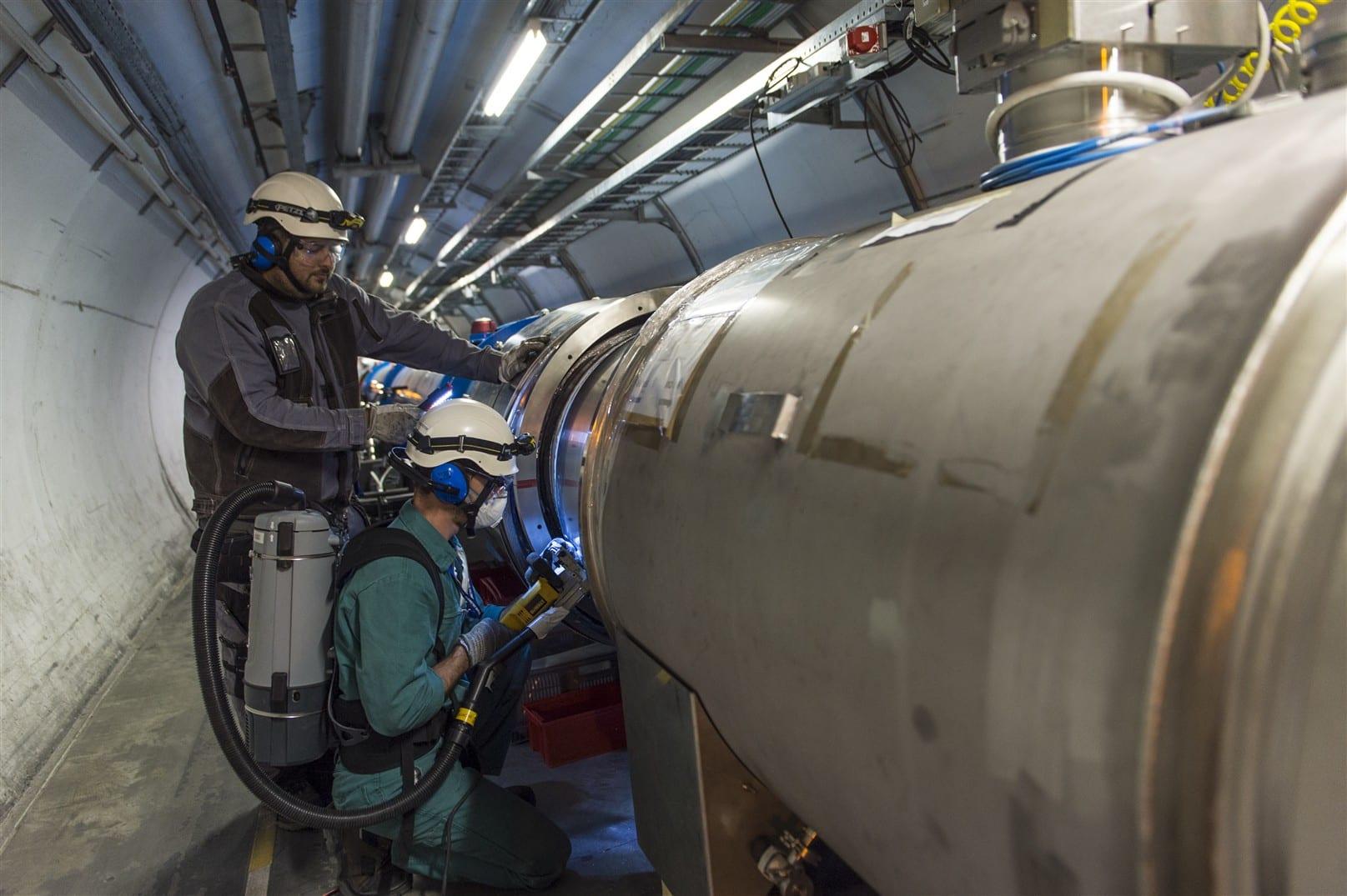 upgrading LHC