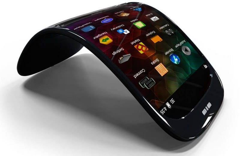 Flexible Smartphone