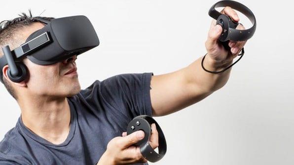 Oculus Rift Oculus Touch