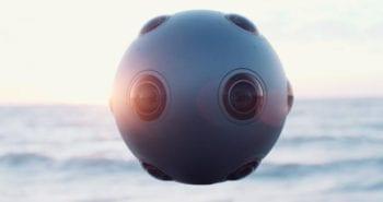 nokia ozo 360 camera