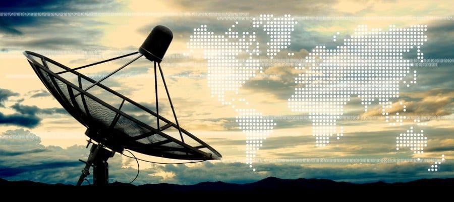 """אינטרנט פס רחב אנטנות לווין טיס""""א"""