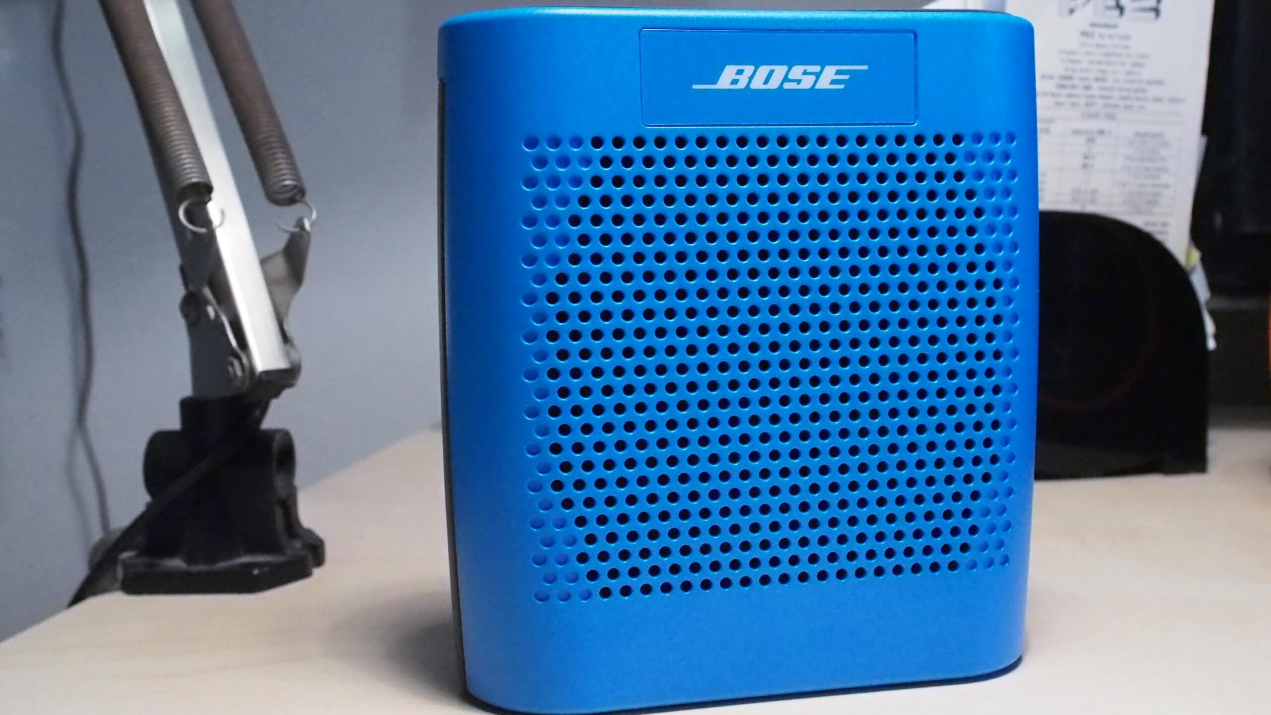 Bose SoundLink Colour בוז סאונדלינק