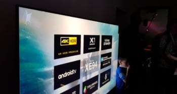 טלוויזיות סוני 2017 עם 4K ו-HDR