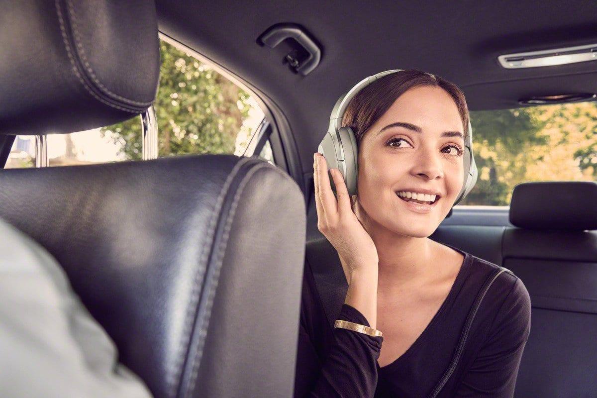 אוזניות ביטול רעשים של סוני 1000x 2 ביום ששי השחור