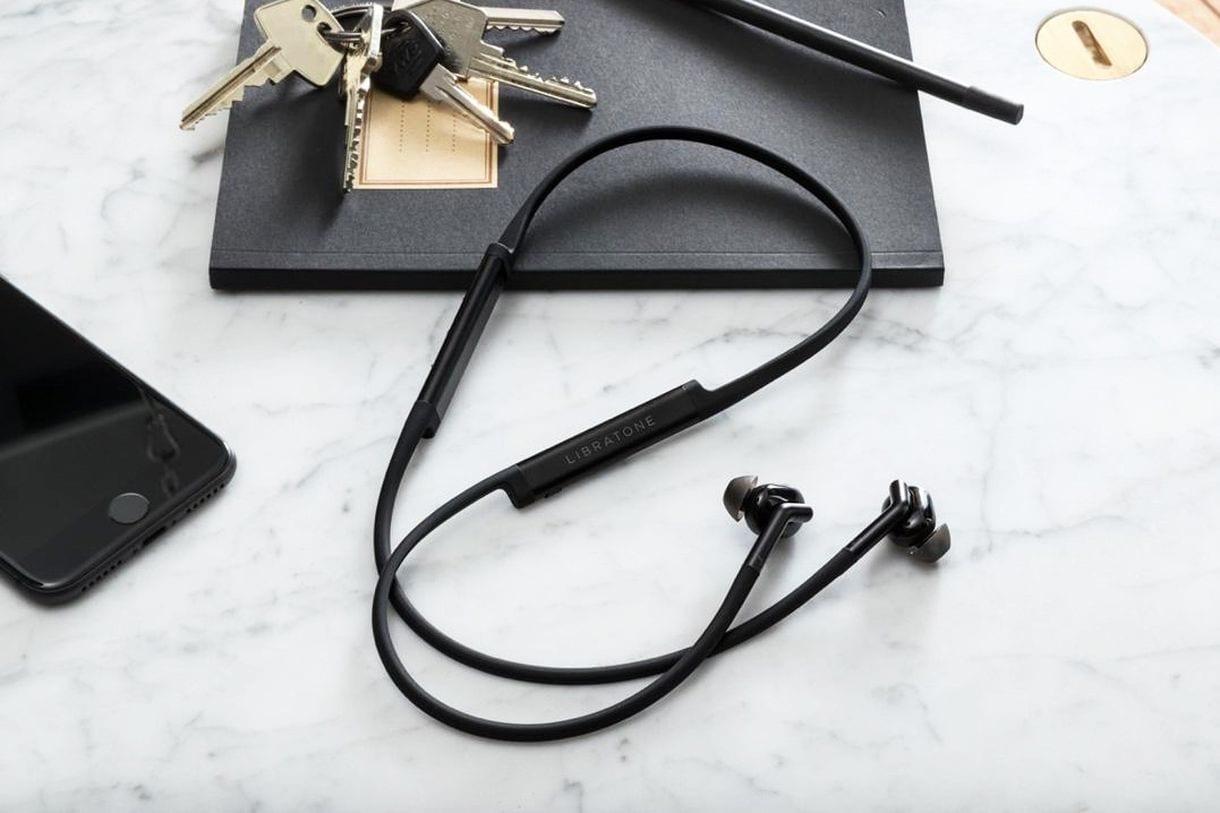 אוזניות אלחוטיות ליברהטון Track Plus
