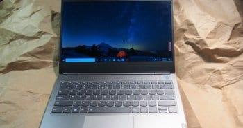 לנובו thinkBook S13 מחשב לעבודה מהבית