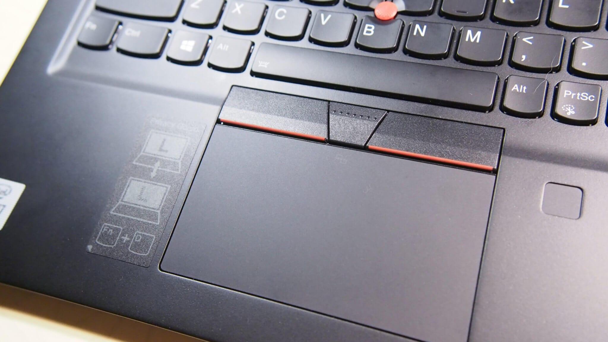 Thinkpad X13 Trackpad