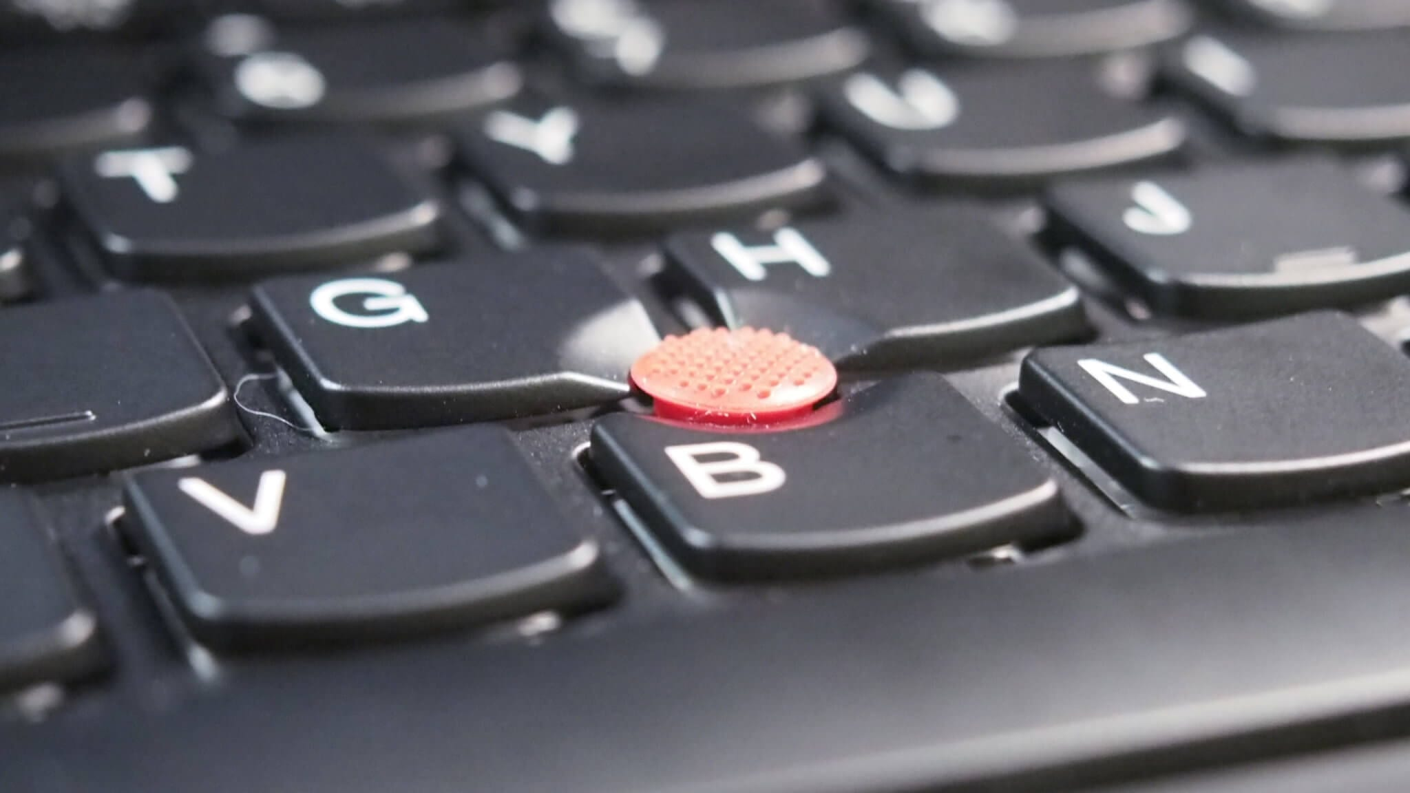 ThinkPad X13 Yoga TrackPoint