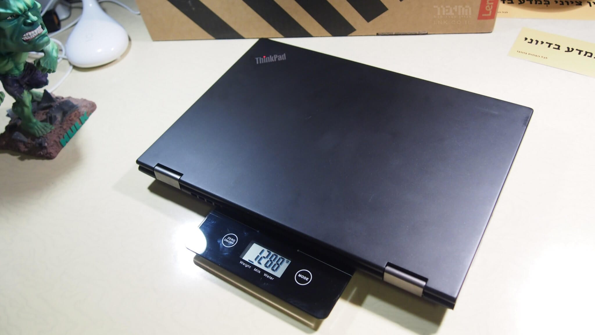 ThinkPad X13 Yoga Weights 1.3 Kg