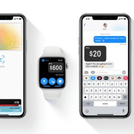 אפל פיי על אייפון ושעון אפל