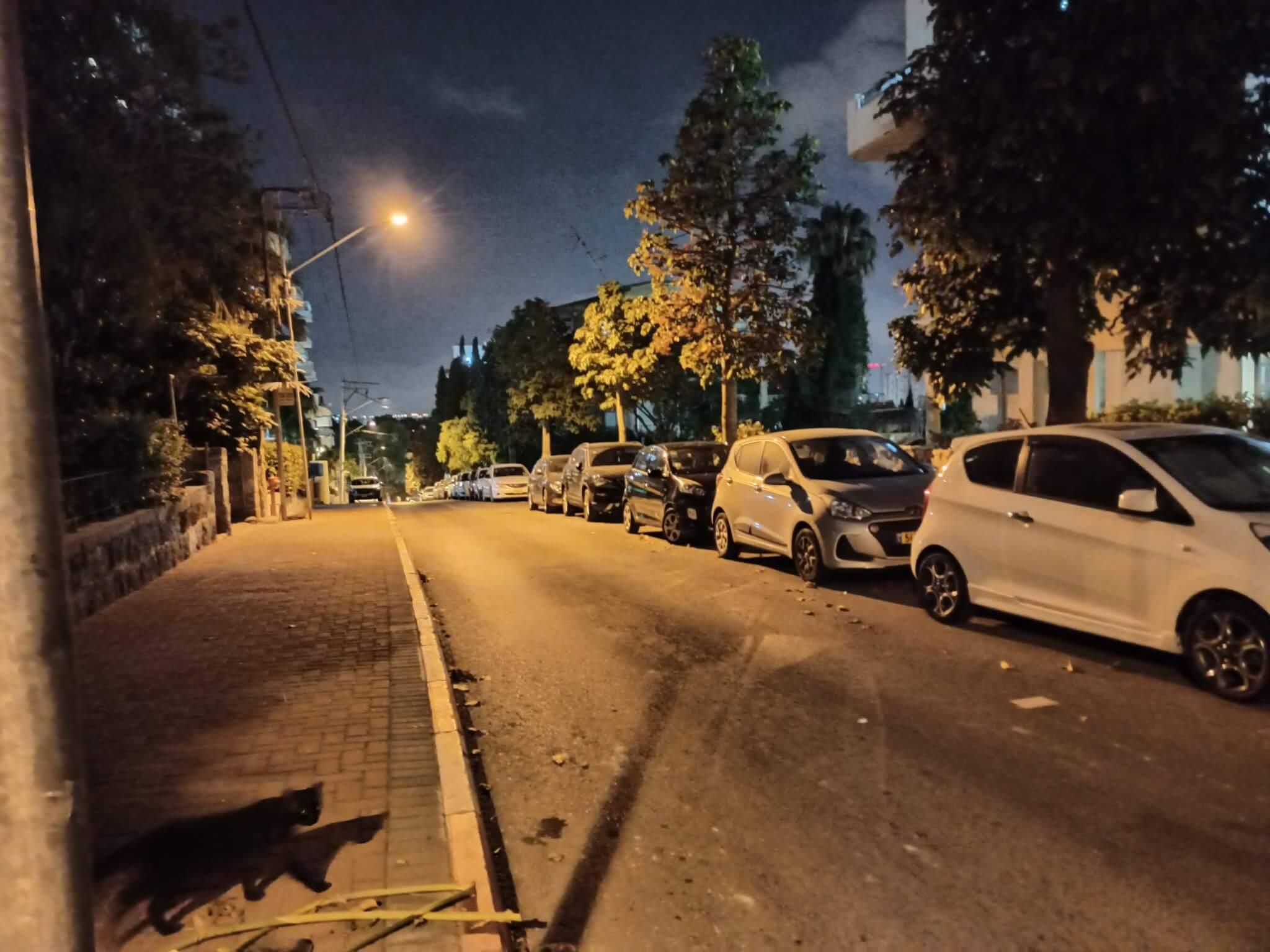 צילום לילה עם Realme 6