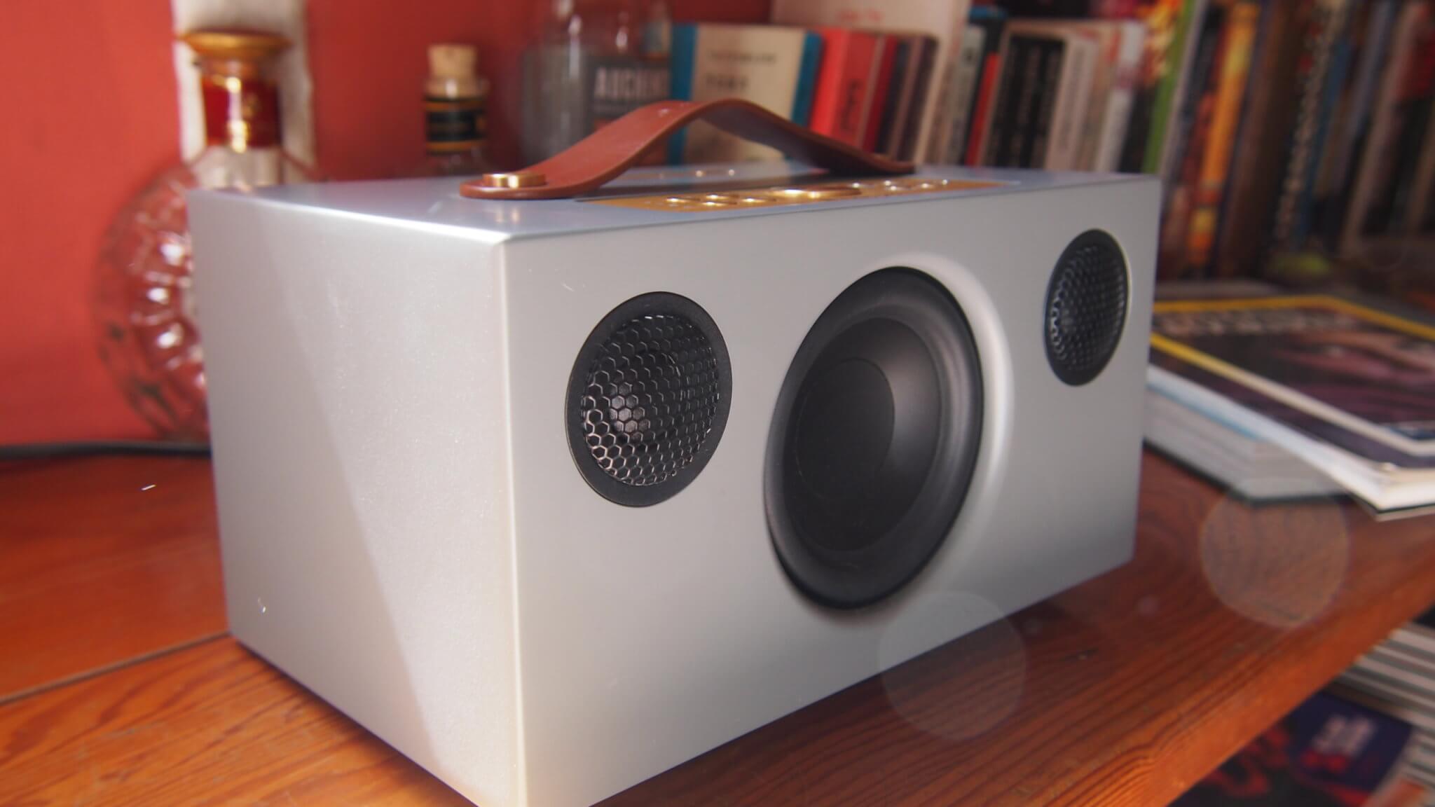 רמקולים אלחוטיים אודיו פרו C5A