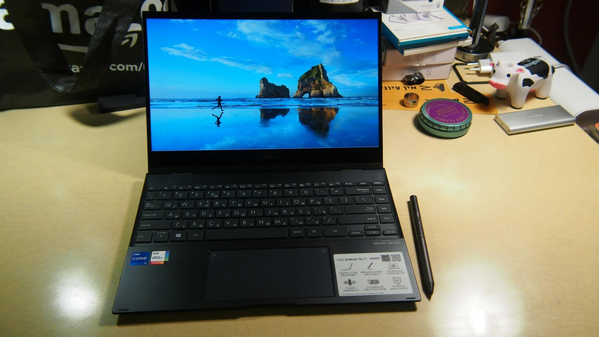 מחשב Zenbook Flip 13