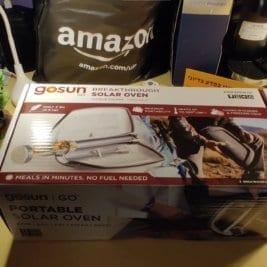GoSun Go Solar Oven Unboxing