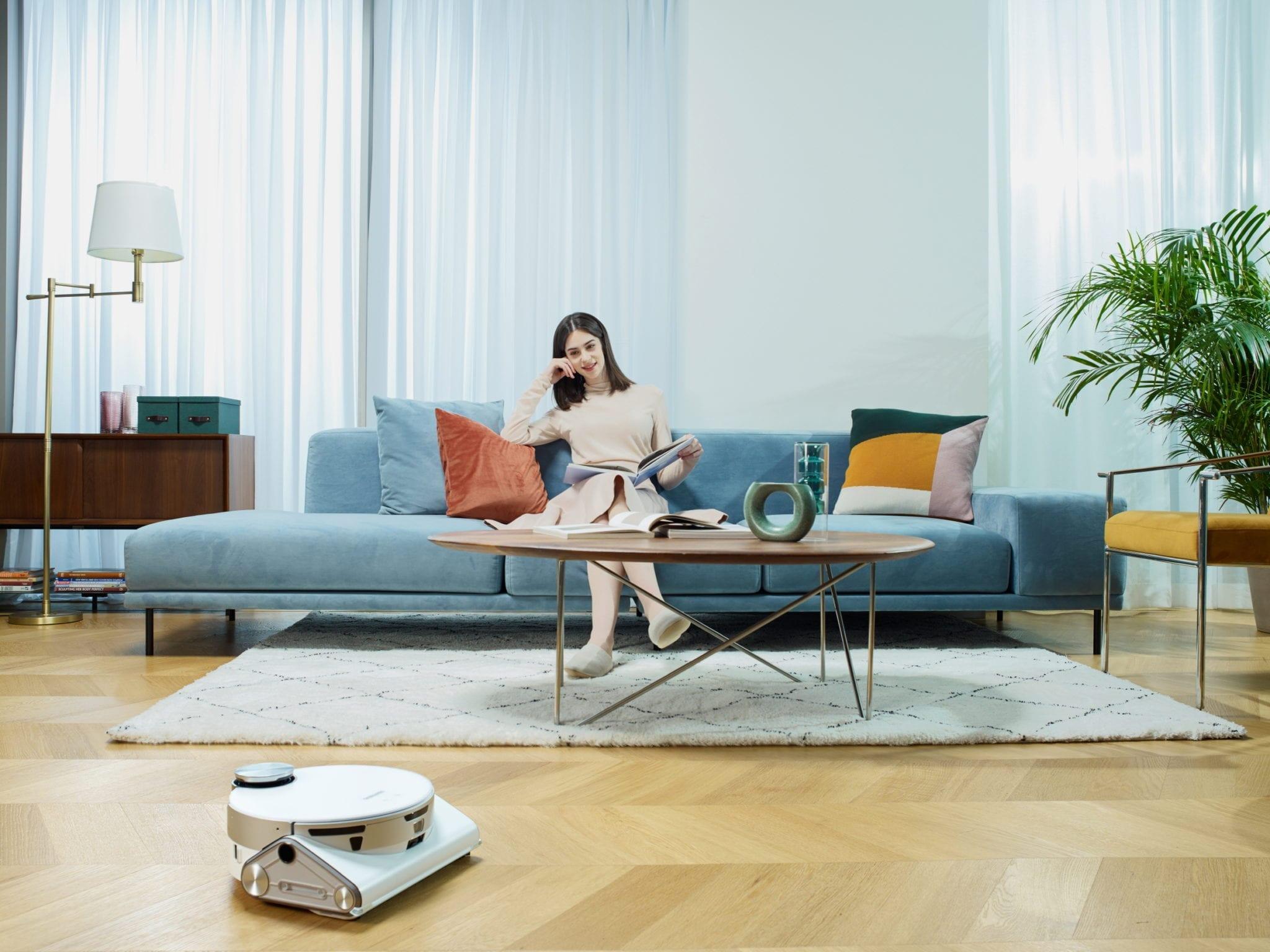 JetBot 90 AI+ ינקה לכם את הסלון