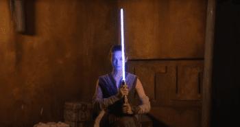 חרב אור אמיתית של דיסני
