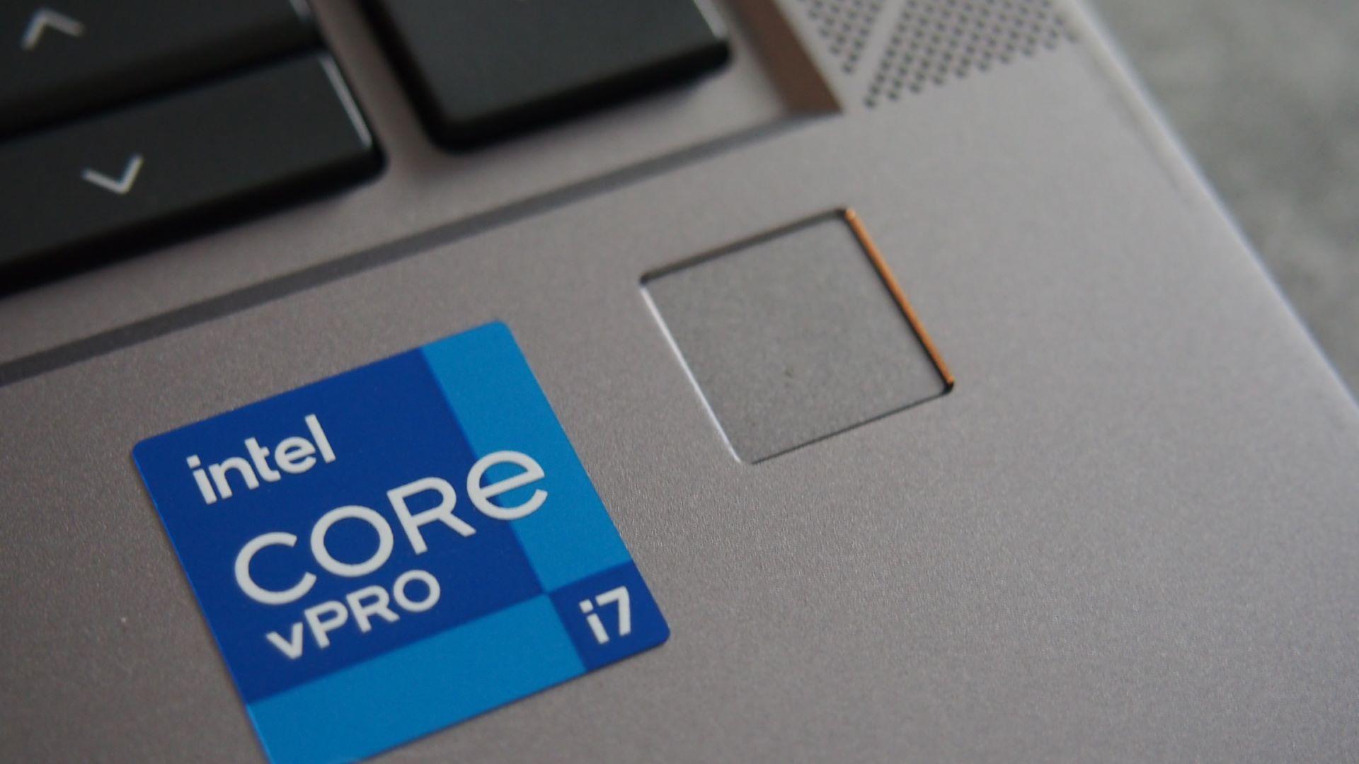 Fingerprint reader on HP Zbook Firefly 14