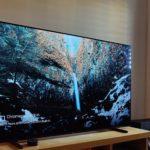 Sony Bravia XR-65A83J : טלוויזיית OLED 4K עם גוגל TV